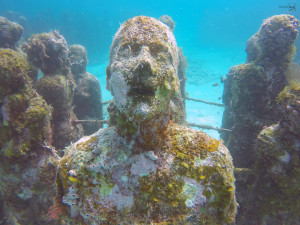 diving museum cancun isla mujeres silent evolution