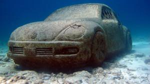 volkswagen underwater museum