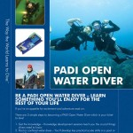 become an open water diver