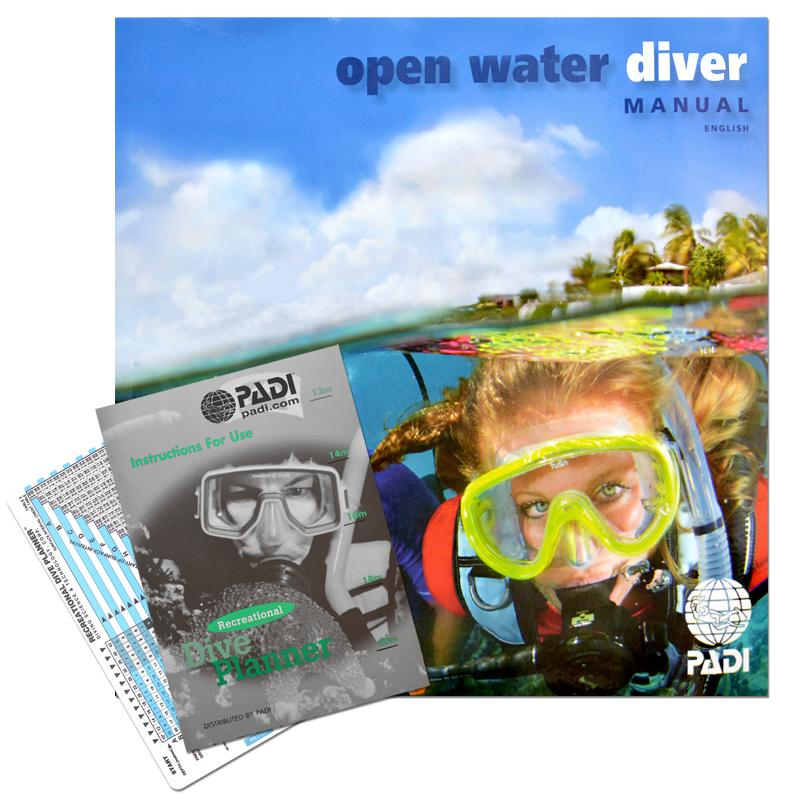 Open Water Dive Manual