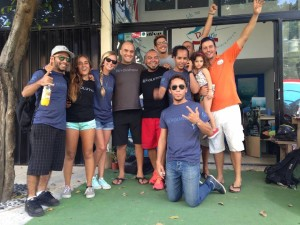 IDC Staff Instructor Course Dive Life Playa del Carmen
